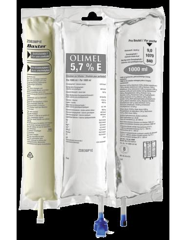 Olimel 5.7% avec électrolytes